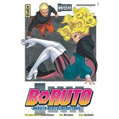 Boruto - Naruto Next Generations Tome 8