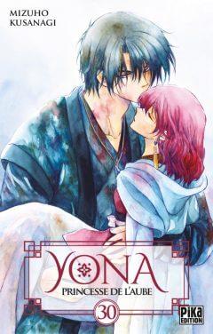 Yona, princesse de l'aube Tome 30
