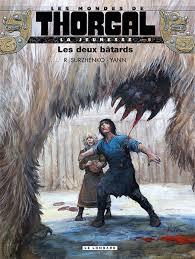 Les mondes de Thorgal : La jeunesse Tome 8