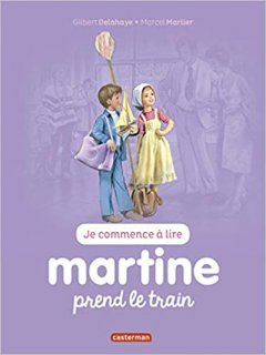 Tome 44 Martine prend le train