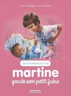 Tome 29 Martine garde son petit frère