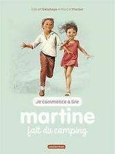 Tome 39 Martine fait du camping
