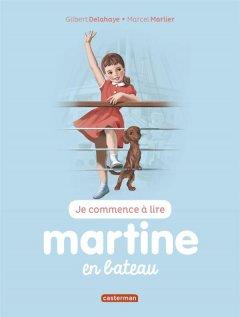 Tome 20 Martine en bateau