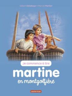 Tome 46 Martine en montgolfière