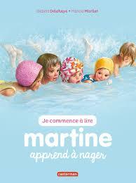 Tome 3 Martine apprend à nager