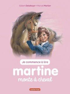 Tome 14 Martine monte à cheval