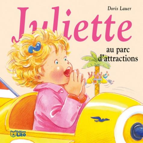 Juliette au parc d'attraction