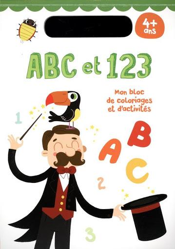 ABC et 123 - 4 ans et +