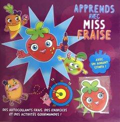 Apprends avec Miss Fraise