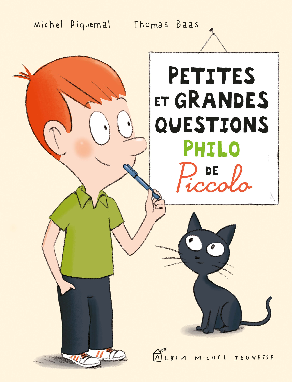 Petites et grandes questions philo de Piccolo
