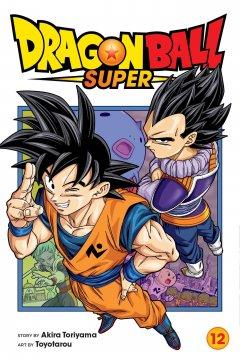 Dragon Ball Super Tome 12