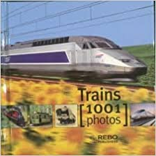 Cube Book Trains 1001 Photos