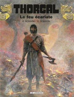 Thorgal - Le feu écarlate
