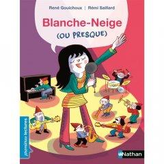 Blanche-Neige (ou presque) - Première lecture CP N...