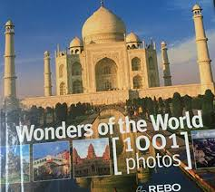 Cube Book Wonders of the World 1001 Photos