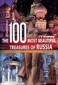 100 Most Beautiful Treasures of Russia