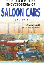 The Complete Ency. of Saloon Cars