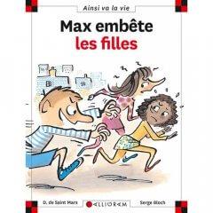 Max embete les filles