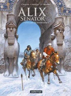 Alix Senator T11 - L'esclave de Khorsabad