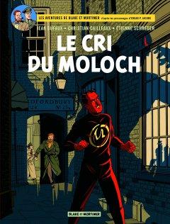 Le cri du Moloch-Les aventures de Blake et Mortimer Tome 27