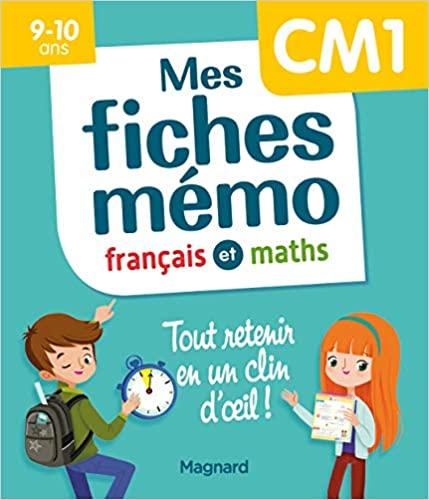 Français et maths CM1