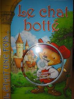 Le Chat Botte+Cd