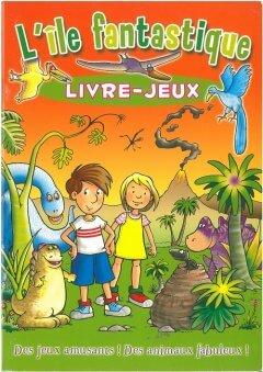 L'ile fantastique livre-jeux