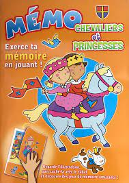 Memo chevaliers et princesses