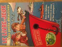 Le livre -jeux des petits detectives