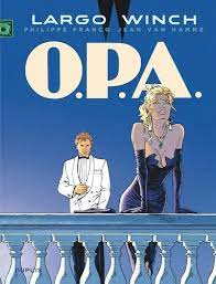 O. p. a. largo winch -Business blues