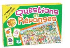 QUESTIONS ET REPONSES (JEU ELI)