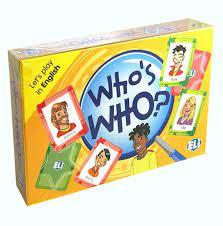 ELI Language Games: Who's Who?